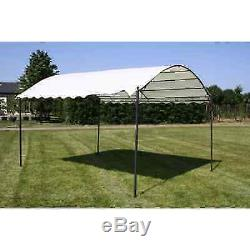 13'x10'x8' Patio Gazebo Outdoor Canopy Shed Yard Carport Shelter Party Tent