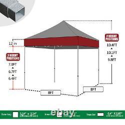 8x8 Waterproof Paty Weeding Tent Folding Patio Gazebo Outdoor Sport Shelter Tent