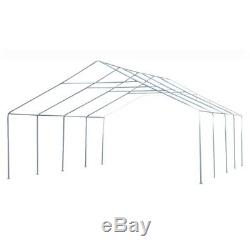 ALEKO 20x30 Heavy Duty Outdoor Canopy Wedding Tent Sun Shade Gazebo with Windows