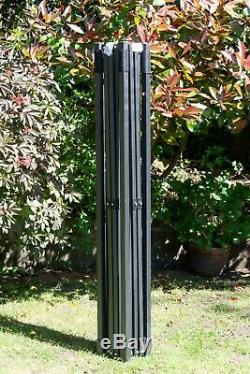 BULHAWK 3x3m QUANTUM 30 HEAVY DUTY POP UP GAZEBO GARDEN SUN SHADE SHELTER TENT