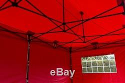 BULHAWK 3x6 PREMIUM PLUS 40mm HEAVY DUTY COMMERCIAL GRADE POP UP GAZEBO MARQUEE