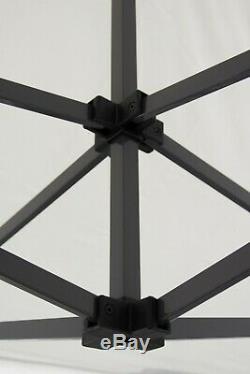 BULHAWK 4x4 PREMIUM PLUS 40mm HEAVY DUTY COMMERCIAL GRADE POP UP GAZEBO MARQUEE