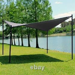 Coolaroo Butterfly Gazebo Backyard or Patio Gazebo 99% UV Block Steel Frame 1