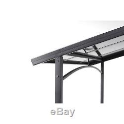 Hardtop Grill Gazebo BBQ Outdoor Grilling Cooking Shelter Patio Cover Counters
