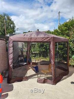 MYGARDEN Outdoor Living Hexagonal Summer Gazebo