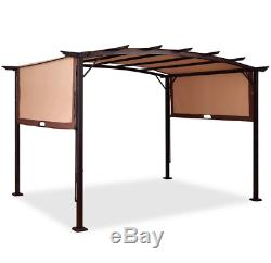 Pergolas And Gazebos Clearance For Patios Outdoor 12x9 ft Kit Metal Frame Canopy