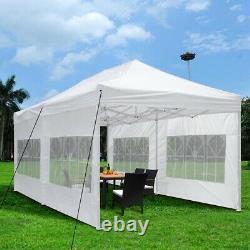 10 X 20 Pi De Soirée De Mariage Tente Commercial Pop Up Gazebo Canopy Events Pavillon