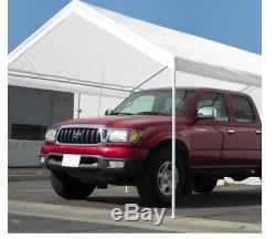 10x20 Extérieur Abri Canopy Abri De Voiture Garage Cadre Couverture Tente Gazebo Portable