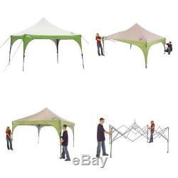 12 X 12 Extérieur Gazebo Canopy Leg Garden Party Patio Abri De Mariage Pare-soleil