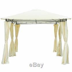 13x 10 Gazebo Abri Canopy Patio Party Tente Extérieure Auvent Withside Murs