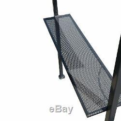 8x5 Bbq Gazebo Tente Pavillon Grill Canopy Ombre Patio Jardin Extérieur