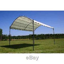 Abri Canopy Extérieur Bbq Party Tente Shelter Parking 13'x10'x8' Patio Gazebo