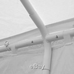 Aleko 20x30 Heavy Duty Extérieur Canopy Mariage Tente Sun Shade Gazebo Avec Windows
