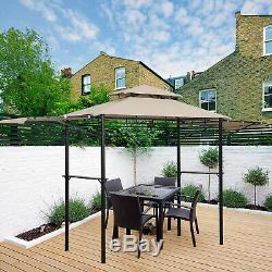Barbecue Canopy Extérieur Tente Bbq Grill Gazebo Abri De Jardin Patio Ombre Auvent