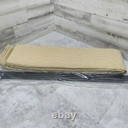 Cadre Extérieur En Acier Inoxydable Résistant Aux Rayons Uv De Patio Gazebo (8'x12')