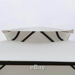 En Dehors De Plate-forme Énorme Shaded Pergola Avec Super Facile D'installation Et Robuste Cadre En Acier