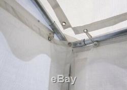 Énorme Grand Outdoor 6m X 12m Heavy Duty De Soirée De Mariage Tente Chapiteau Gazebo Blanc