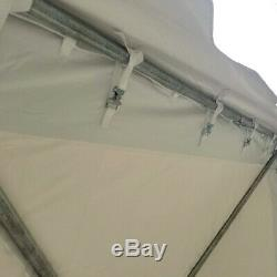 Event Party 10' X 20' Tente Cadre Canopy En Pvc Blanc Côte Ouest Gazebo Imperméable