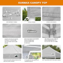 Gris 8x8 Ez Pop Up Salon Tente Salon Gazebo Ombre Tente Abri Camping Canopy