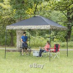Ozark Trail Canopy Instantanée Tente De Refroidissement Ombre Gazebo Realtree Xtra 10 X Ft Nouveau