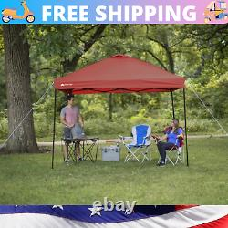 Ozark Trail Canopy Tent10' X 10' Straight Leg Instant Tailgate Shade Outdoor Nouveau